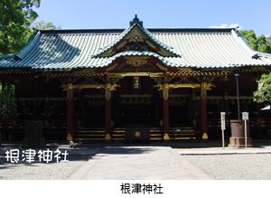 根津神社 東京十社